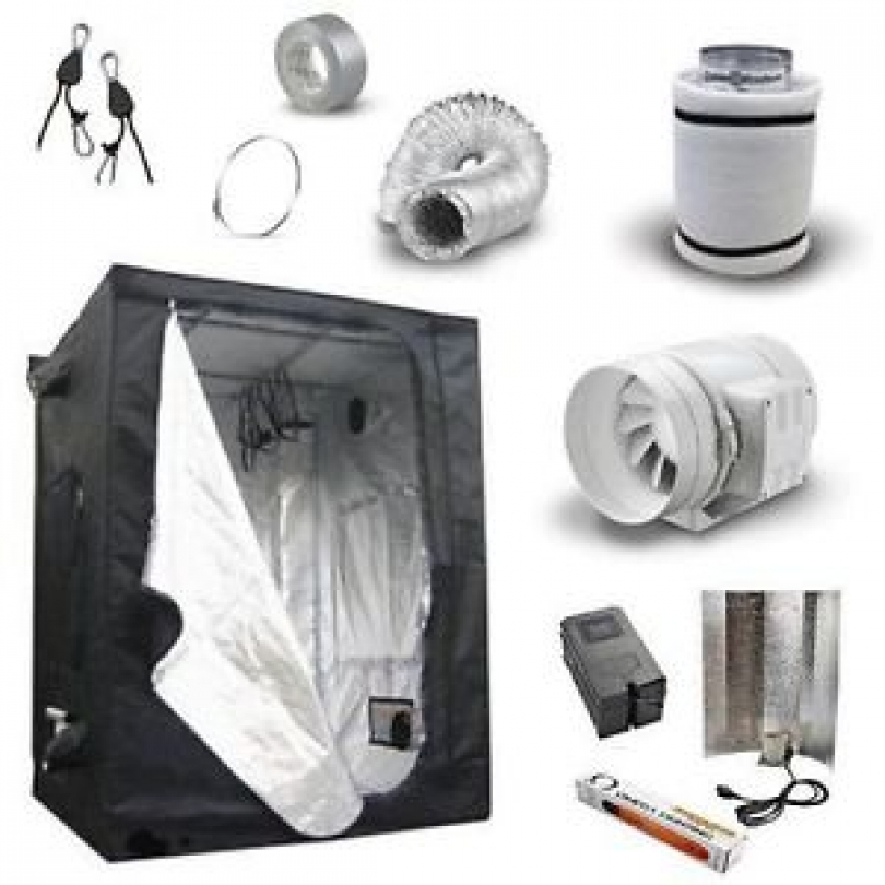 Grow Tent Complete Kit 1.2 x 1.2 x 2m  sc 1 st  Root 2 Success & Grow Tent Complete Kit 1.2 x 1.2 x 2m | Root 2 Success